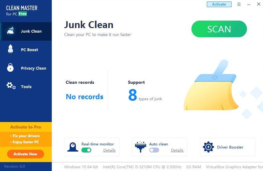 Descargar Clean Master PC