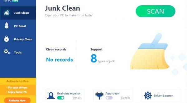 clean master limpieza archivos